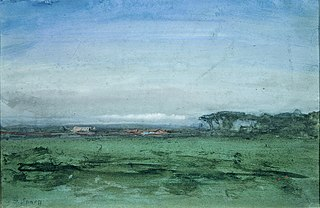 Across the Campagna