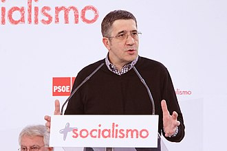2017 Spanish Socialist Workers' Party leadership election - Former Lehendakari Patxi López unexpectedly became, on 15 January 2017, the first to publicly announce his bid, posing as an alternative to both Sánchez and Díaz.