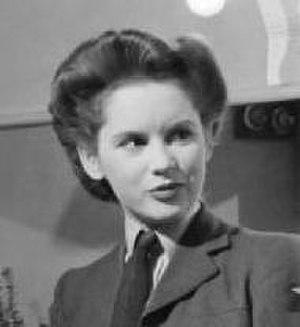 Muriel Pavlow - Muriel Pavlow at the Globe Theatre in 1945