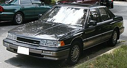 First generation Acura Legend