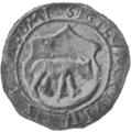 Adamów Seal 1565.png