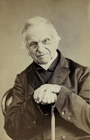 Adam Sedgwick - Sedgwick in 1867