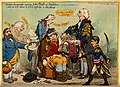 Addington bleeding the exhausted John Bull who is supported Wellcome V0011311.jpg