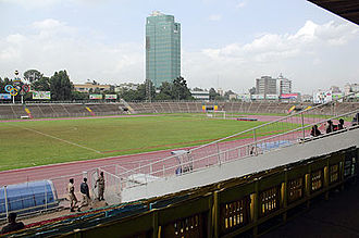 1976 African Cup of Nations - Image: Addis Ababa Stadium