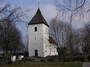 Adelsö Church - Adelsö Church in 2008.