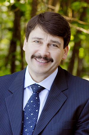 President of Hungary - Image: Ader Janos