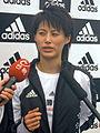 AdidasRunFor2008OlympicsInTaiwan Shu-chun Yang.jpg