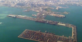 Aerial view of Doha Port in 2015.png