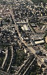 Aeriel View of Route de Thionville in Luxembourg City in May 2018.jpg