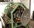 Aero-13 Fire Control System, including AN-APQ Fire Control Radar, Westinghouse, 1952-1959 - National Electronics Museum - DSC00355.JPG