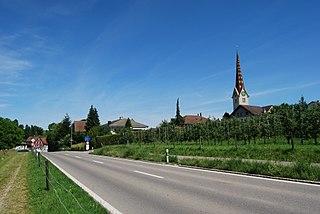 Affeltrangen Place in Thurgau, Switzerland