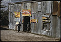 African American migratory workers by a 'juke joint'. Belle Glade, Florida, February 1941.jpg