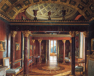 Charles Cameron (architect) - Image: Agaterooms