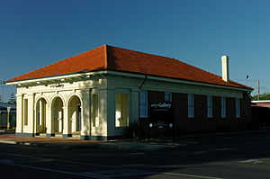 former agriculture bank of WA, former office o...