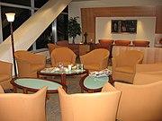 An Air India Lounge