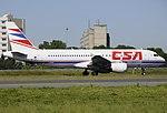 Airbus A320-214, CSA Czech Airlines JP6585761.jpg