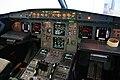 Airbus A320-214 Vueling EC-HHA cockpit (5508849819).jpg