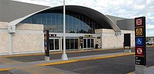 Ciudad Obregón International Airport - Image: Aircdo