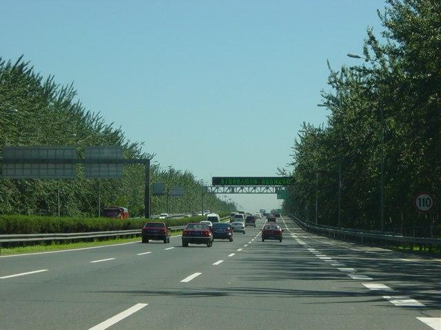 Airport Expressway Dashanzi Jul2004
