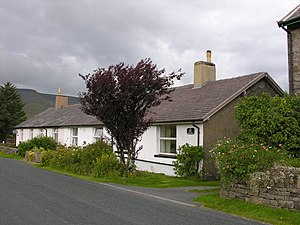 Aisgill - Image: Aisgill Moor Cottages geograph.org.uk 539653