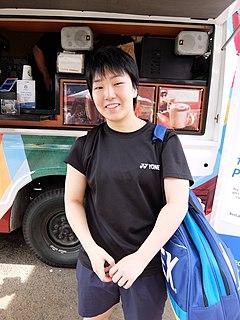Akane Yamaguchi Japanese badminton player born 1997