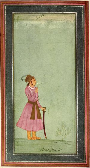 Akbar - Akbar as a boy