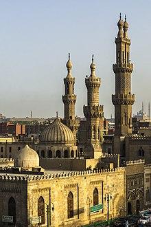 1c31f53db الجامع الأزهر - ويكيبيديا، الموسوعة الحرة