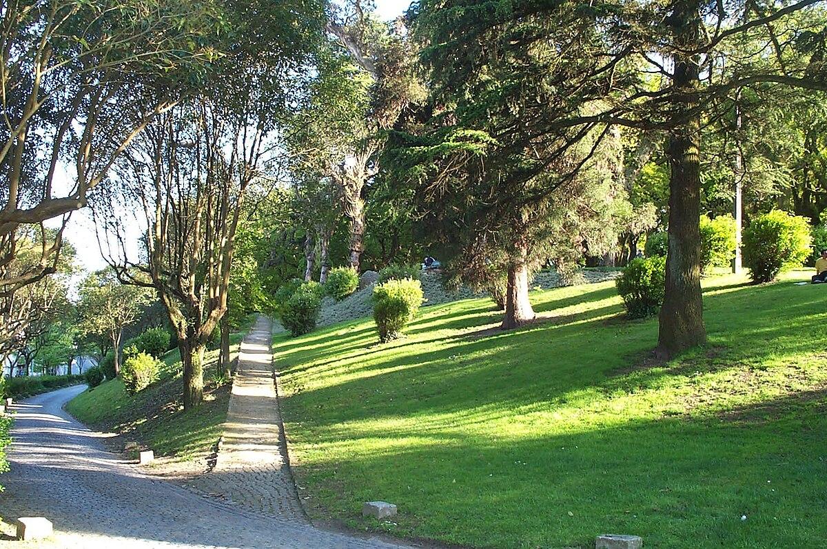 Alameda de Santiago de Compostela - Wikipedia, la enciclopedia libre