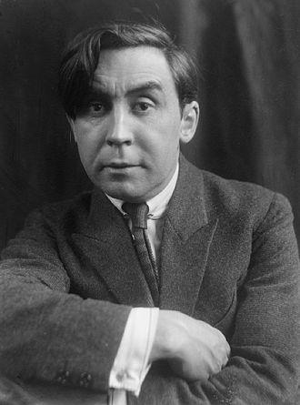 Albert Gleizes - Albert Gleizes, circa 1920