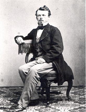Albert Oppel - Carl Albert Oppel, 1862