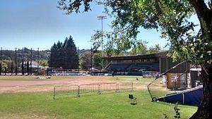 Albert Park, San Rafael - Albert Park in June 2014