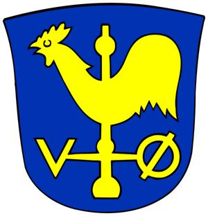 Albertslund Municipality - Image: Albertslund Kommune shield
