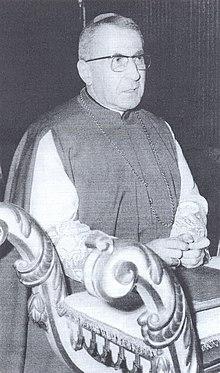 Albino Luciani nel 1966