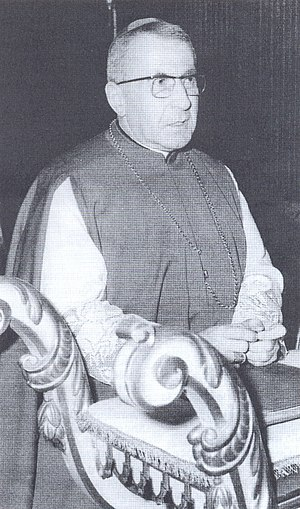 Pope John Paul I - Luciani in 1966