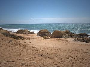 Praia da Galé; Albufeira, Algarve, Portugal