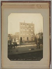 Album of Paris Crime Scenes - Attributed to Alphonse Bertillon. DP263670.jpg