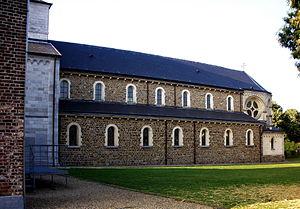 Church of Saint Anne, Aldeneik - Image: Aldeneik, St Annakerk 07