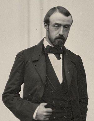 Alexander Agassiz - Agassiz circa 1860