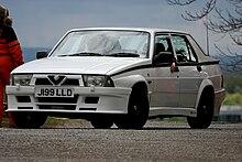 Alfa Romeo 75 - Wikipedia on