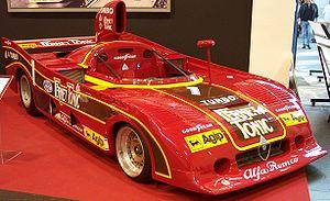 1977 World Sportscar Championship - Alfa Romeo dominated the 1977 World Championship for Sports Cars with its 33SC12s