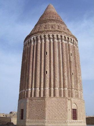 Razavi Khorasan Province - Ali abad Tower in Bardaskan.