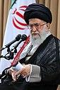 Ali Khamenei in Ramadhan 01.jpg