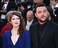 Alice Barnole et Denis Ménochet.jpg