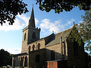 Wellingore - Image: All Saints' Church, Wellingore geograph.org.uk 994140