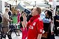 Almedalsveckan Sveriges radio megafon 20130701 0214F (9205531011).jpg