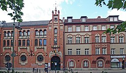 Stadtbad Charlottenburg, Dirk Ingo Franke [CC BY 3.0 (https://creativecommons.org/licenses/by/3.0)], via Wikimedia Commons