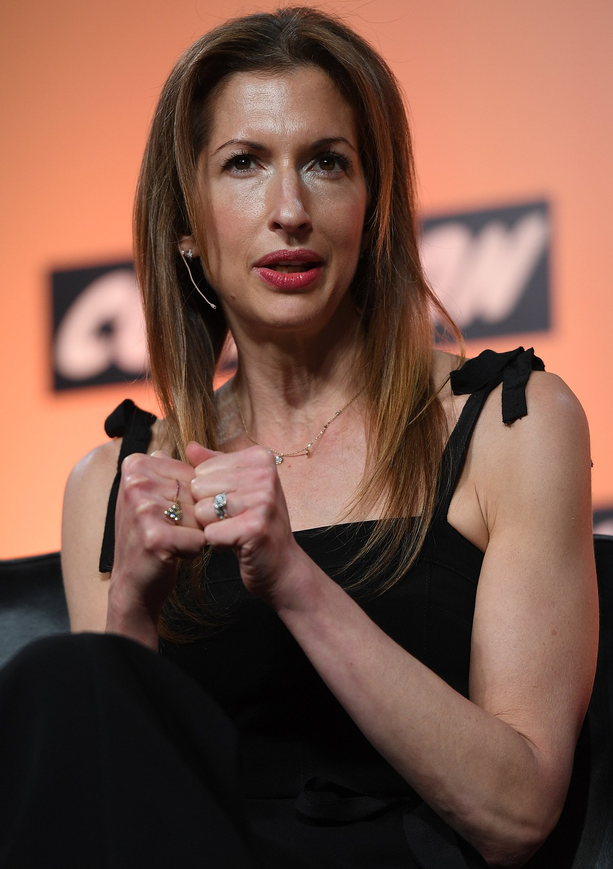 Watch Alysia Reiner video