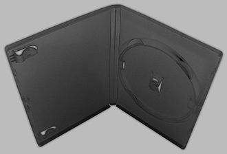 Keep case - Standard black keep case