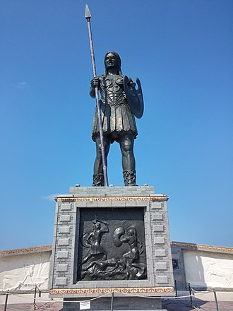 Amazons - Amazons monument in Samsun, Turkey.