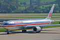 American Airlines Boeing 767-300; N393AN@ZRH;20.08.2009 551at (4327101603).jpg